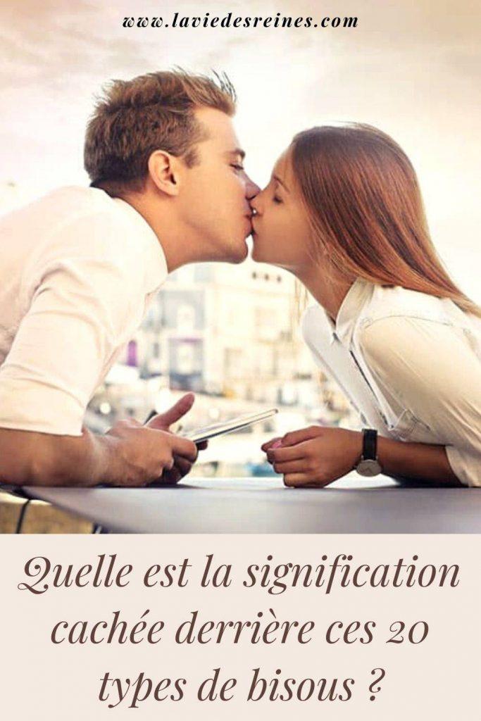 Homme Qui Embrasse Est Il Amoureux : homme, embrasse, amoureux, Quelle, Signification, Cachée, Derrière, Types, Bisous