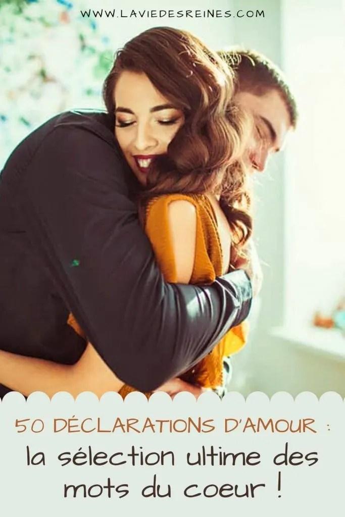 Declaration D'amour A Un Homme : declaration, d'amour, homme, Déclarations, D'amour, Sélection, Ultime, Coeur