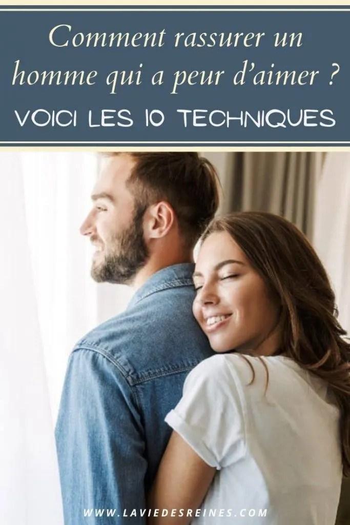 Avoir Peur D Aimer Par Peur De Souffrir : avoir, aimer, souffrir, Comment, Rassurer, Homme, D'aimer, Voici, Techniques