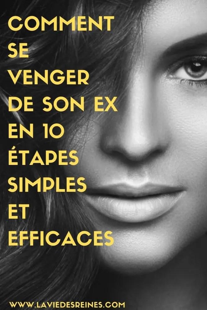 Comment Se Venger De Son Ex : comment, venger, Comment, Venger, Étapes, Simples, Efficaces