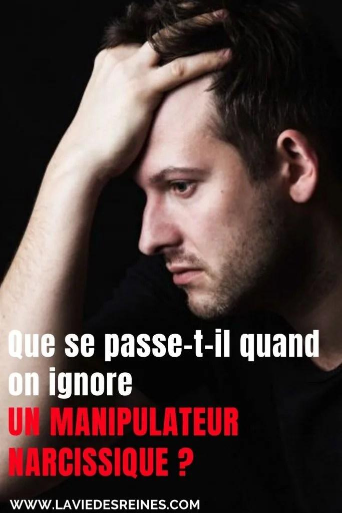 Le Silence Face A Un Manipulateur : silence, manipulateur, Passe-t-il, Quand, Ignore, Manipulateur, Narcissique