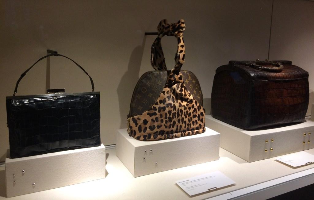 Sacs à la Galerie Louis Vuitton à Asnières
