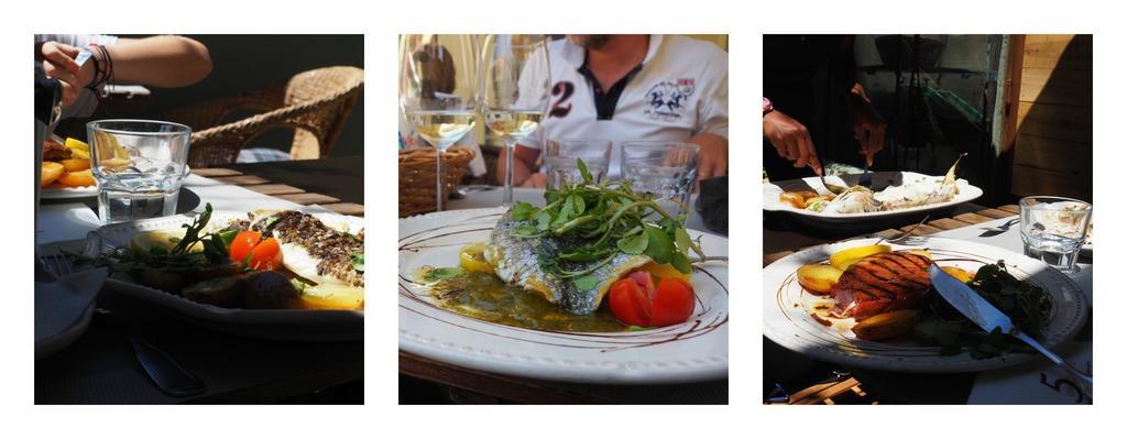 restaurant 5entidos à Cascais - Lisbonne