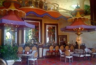 Wynn Hotel, Parasol Lounge
