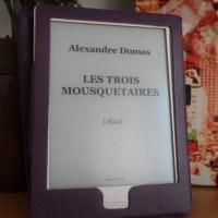 ¤ Chronique littéraire : Les trois Mousquetaires, Alexandre Dumas ¤
