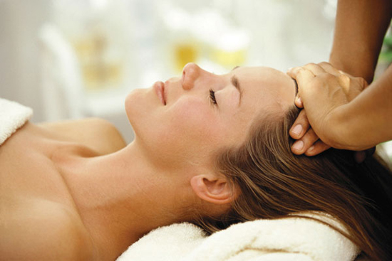 Massage Đầu Thư Giãn