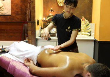 Massage Thái