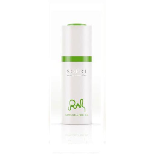 Gel Tẩy Da Chết Tinh Khiết từ acid trái cây SOFRI GRAPE CELL RAH FRUIT GEL nhẹ nhàng thanh tẩy tế bào chết, mang lại một làn da mềm mịn, đều màu, cải thiện lưu thông và thúc đẩy quá trình tái tạo da.