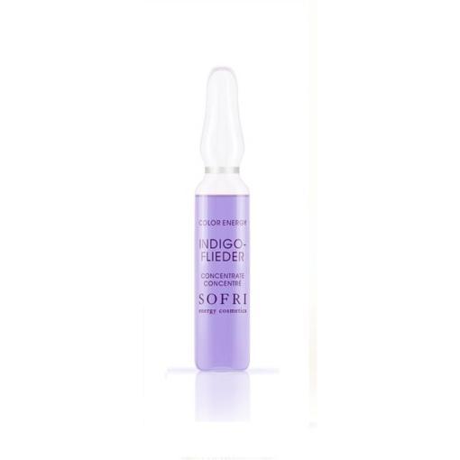 Tinh chất dưỡng ẩm và tươi mới làn da SOFRI COLOR ENERGY ORANGE AMPOULES là dung dịch đậm đặc giữ ẩm mạnh, làm mềm mại và tươi mới làn da.