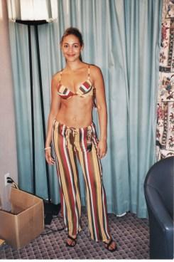 2003 - J'ai arrêté mon régime depuis quelques mois.