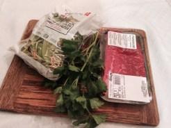 Sauté de légumes au boeuf