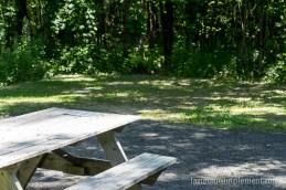 Site de camping rustique - Parc national des Îles-de-Boucherville de la Sépaq | lavietoutsimplement.com #parcsquebec