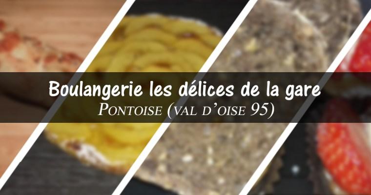 Boulangerie les délices de la gare – Pontoise