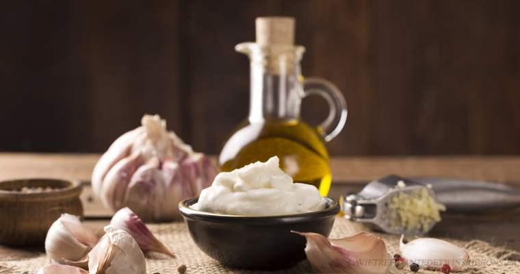 sauce aïoli traditionnelle