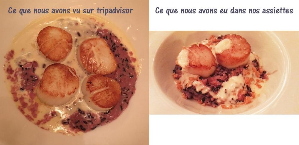 restaurant-lesavoy-meribel-grosse-arnaque