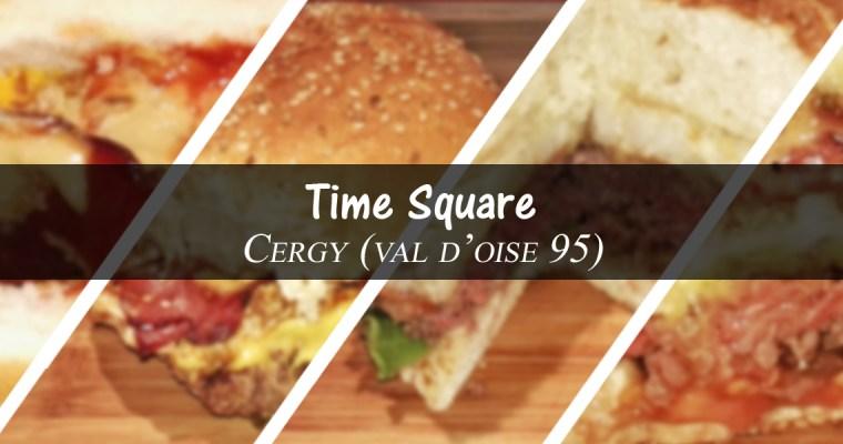 Time square-Cergy : Merci pour l'Intoxication alimentaire