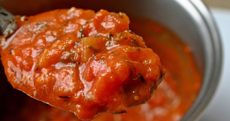 Sauce bolognaise maison facile allégée