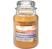 BOUGIE SUNSET BREEZE – YANKEE CANDLE