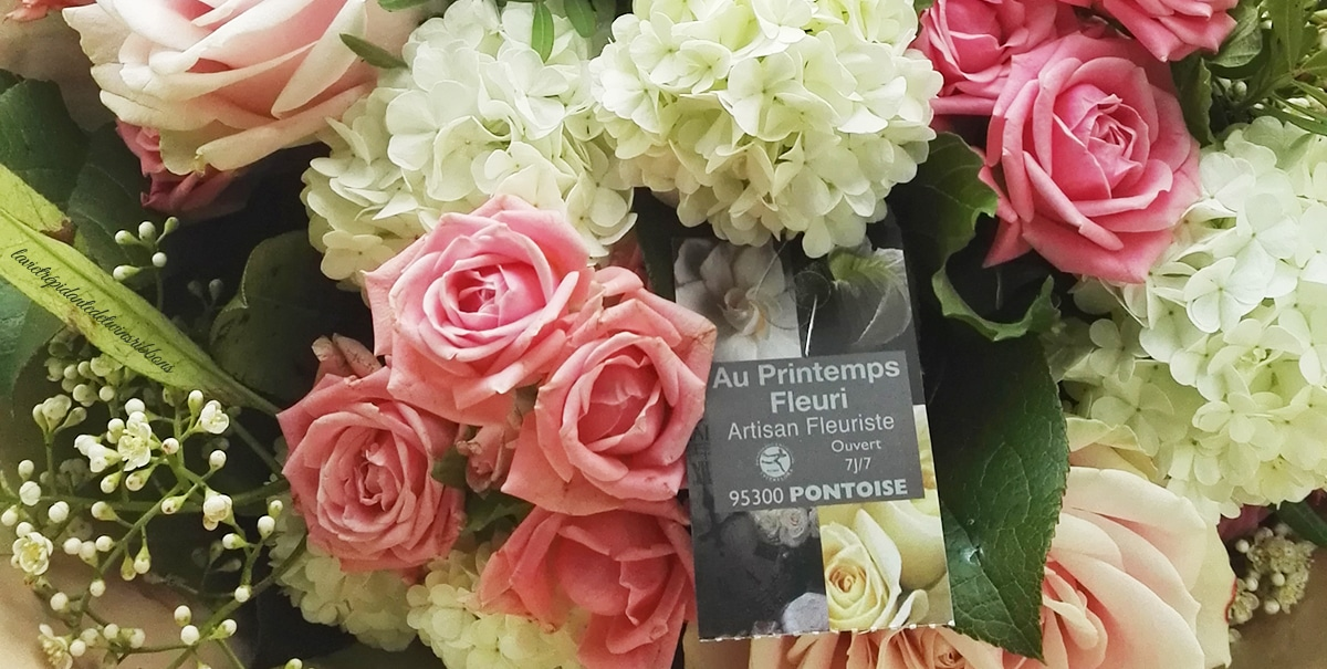 Fleuriste : Au printemps fleuri - Pontoise