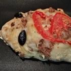 Mini pizza thon – Boulangerie Les Délice de la gare