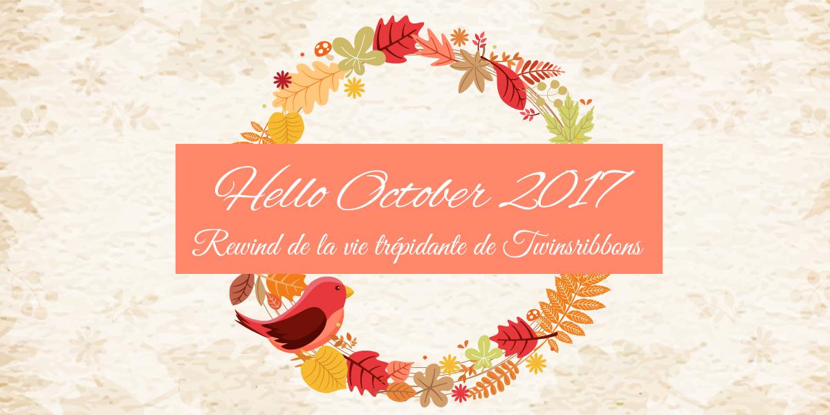 Hello Octobre 2017
