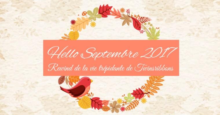 Hello septembre 2017