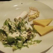 Assiette de fromage – Restaurant Le 8