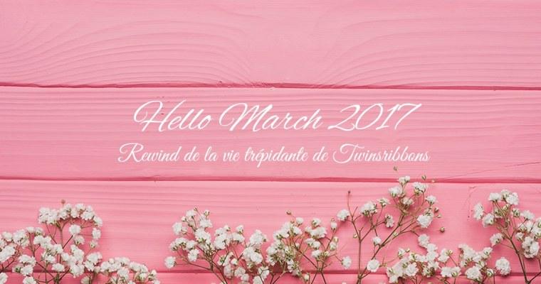 Hello march 2017
