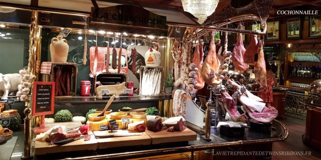 cochonnaille - les grands buffets de Narbonne