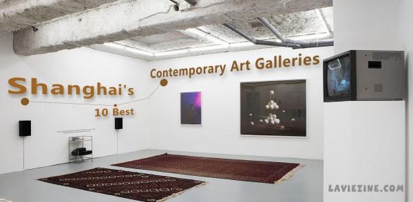 Shanghai' 10 Contemporary Art Galleries - La Vie Zine