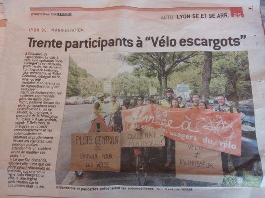 Rue de Saint Cyr dans la presse