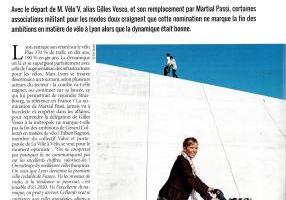 La Ville à Vélo interviewée par Lyon Capitale !