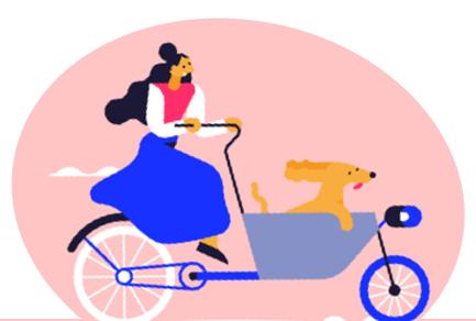 Enquête : Le stationnement des vélo-cargos, remorques et tricycles