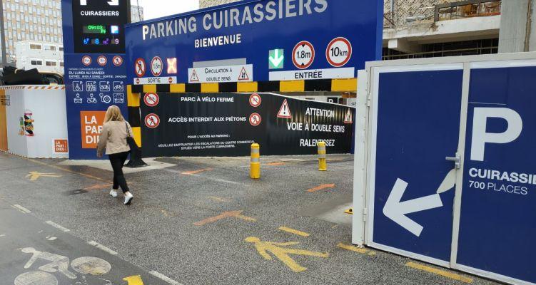 Quartier de la Part-Dieu: toujours plus pour les automobilistes, toujours moins pour les cyclistes