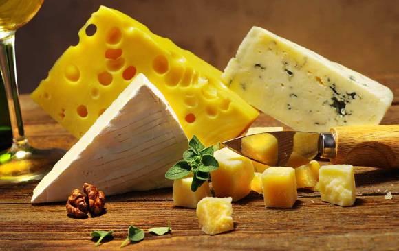 أفضل أنواع الجبنة