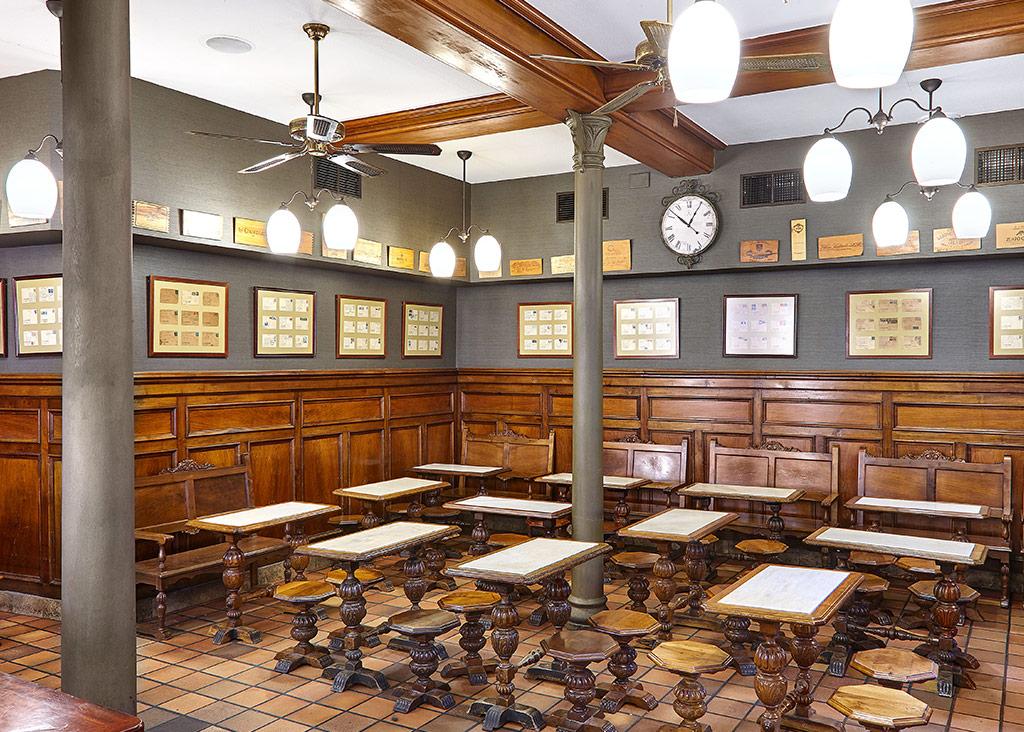 El Bar de La Viña del Ensanche en 2014