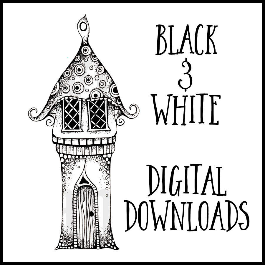 B&W Digi Downloads