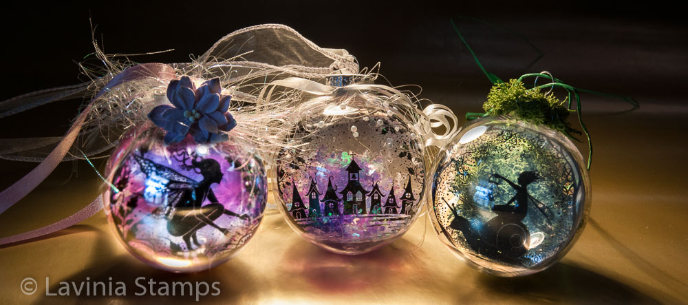Print Your Own Bauble Images
