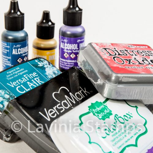 Ink Pads and Dyes