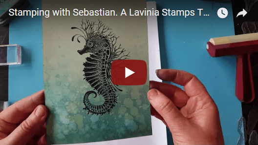 Stamping with Sebastian