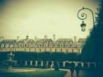 Place des Vosges (Handyfoto)