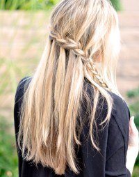 Braided Styles for the Fall