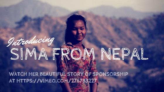 sima from nepal