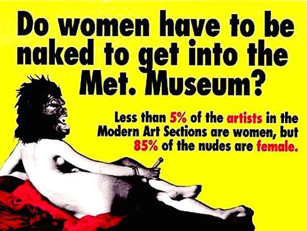 Guerrilla girls1