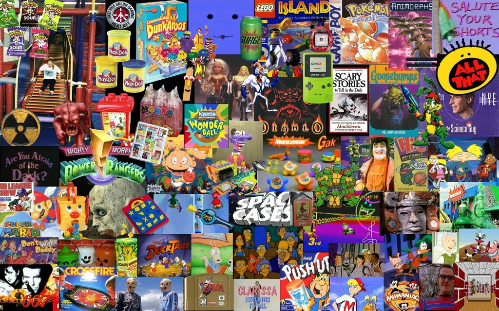 Things Only Kids Who Grew Up In The Early 2000s Will Remember