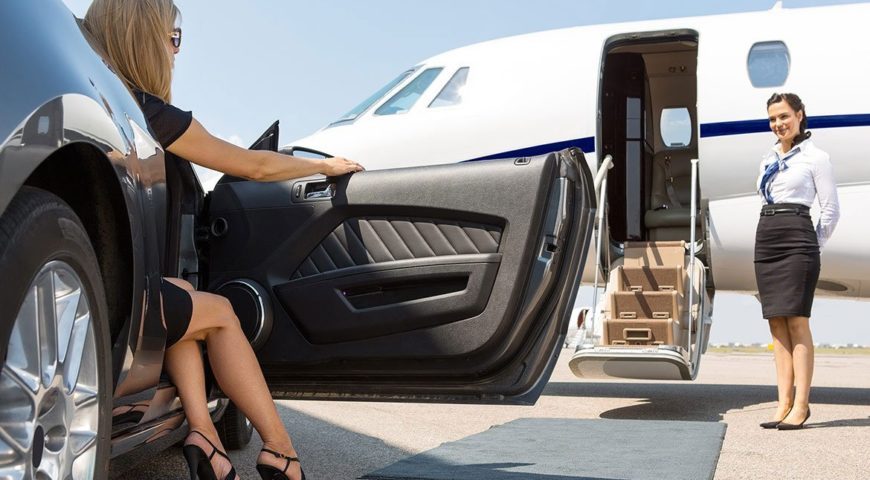 Houston airport pick: Learn how this limo service works