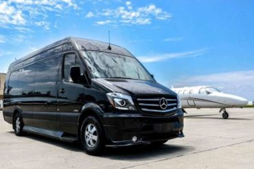 sprinter van rental houston