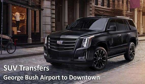 Cadillac Escalade transfer houston