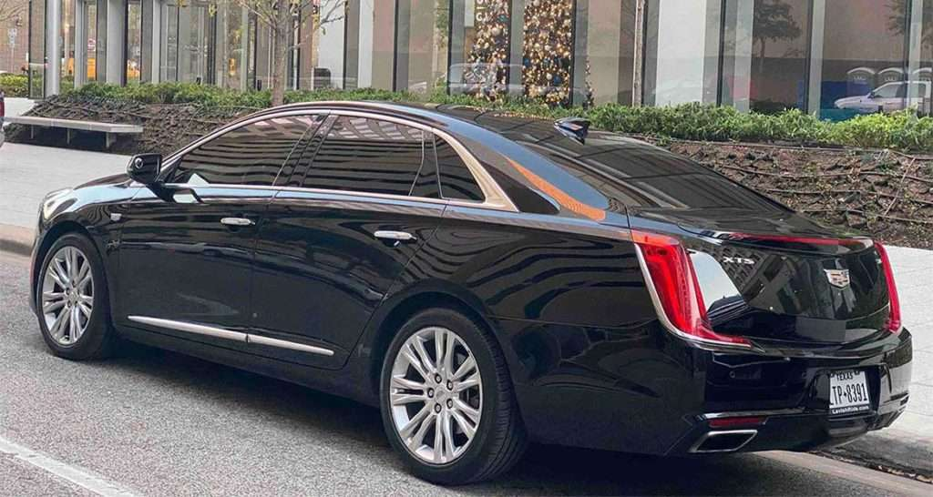 Chauffeur Services in Houston