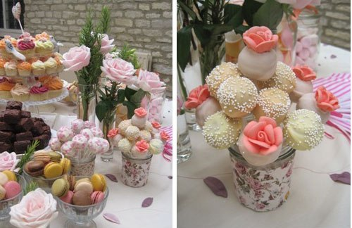 cake pops Lavish Weddings Lavish Weddings